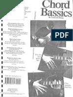 (Bass Book) Jonas Hellborg - Chord Bassics