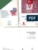 MILLON-DELSON. Chantal, LAS IDEAS POLÍTICAS DEL SIGLO XX.