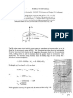 Aerodynamics Pi Theorem