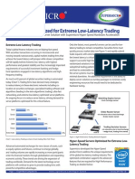 Low Latency White Paper