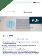 Pm Ddd - Entrenamiento 2011_medifarma
