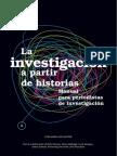 Manual para periodistas de investigación elaborado por la Unesco.