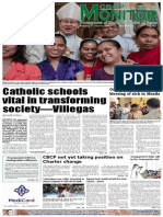 CBCP Monitor Vol. 18 No. 4