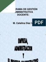 PROCESO ADMINISTRATIVO, CATALINA.ppt
