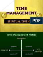 3b Time Management