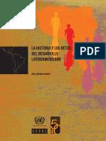 2012_la Historia y Los Retos Del Desarrollo Latinoamericano