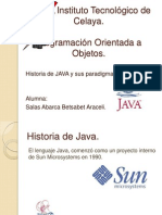 Historia Java