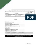 Manual de Parasitologia