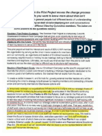 SEIU-UHW, Internal Memorandum on Stockton Pilot Project for Cutting the Union's Representational Support for Members in order to Divert Resources to Politicians and External projects. January 2014.
