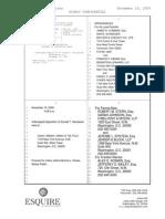Donald Nicoliasen deposition on FAS 133