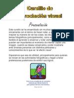 CURSILO DE APRECIACIÓN VISUAL(fotografía)