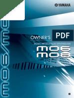 Manual MO6-MO8 Español