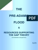 Flood Pre Adamic