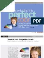 Ba 0453 Perfect Color