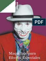 Maquillaje Para Efectos Especiales - Fx[1]