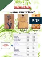 Tamadun China-Empayar China (2)