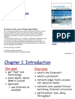 Chapter1 13 Sept 2010(computer networks)