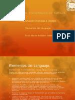 Elementos de Lengua Je