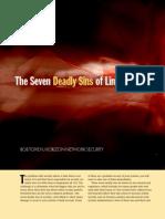 Deadly Sins Linux