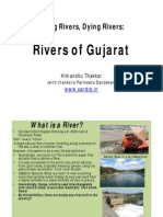 Rivers of Gujarat March 2012