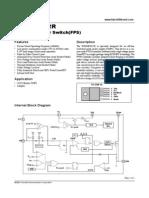 FSDM07652R Datasheet