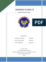 Makalah Mekanika Fluida - DINAMIKA FLUIDA II