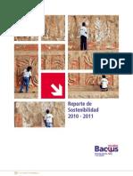Reporte de Sotenibilidad backus