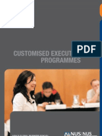 Customized Executive Education Programs