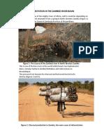 Deforestation in the Zambezi River Basin