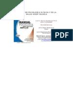 Manual de Psicologia Clinica y de La Salud Hospitalaria