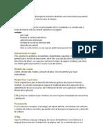 Conceptos de Programacion Web