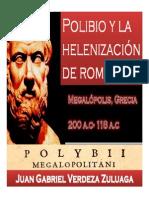 Unidad 6 Polibio - Juan Gabriel Verdeza Zuluaga