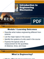 Module 1 Introduction to engineering