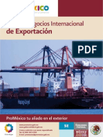 Plan de Negocios Internacional de Export Ac i On