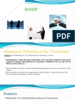 Partnership Ppt