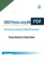 IDESA CMOS Physics Using MASTAR Part 1of2x