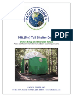 16 Tall Eco Living Dome Manual(1)