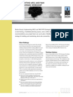 Implementing Mpls and Wan VPN Strategies Workshop407