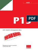 Catalog Tehnic ACO_2013