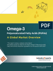 Omega-3 Polyunsaturated Fatty Acids (PUFAs) – A Global Market Overview