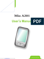 Mio Pocket PC A201