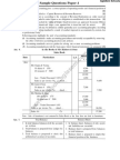 CBSE Sample Paper for Class 11 Accountancy Science - Set A