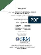 Civil engineering dissertation structure