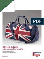 UK Retail Industry – International Action Plan