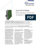Dyna DF14 Blade SDH-System