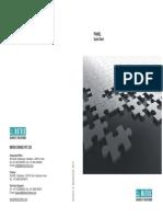 PANEL V3 Quick Start Booklet