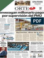 Periódico Norte edición impresa día 21 de febrero 2014