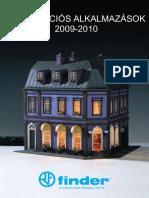 Finder Installacios Alkalmazasok 2009-2010