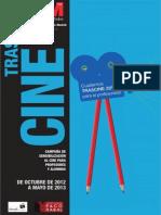 Cuaderno Trascine 2012_2013
