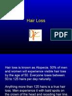 Hair Loss Treatment in Homeopathy